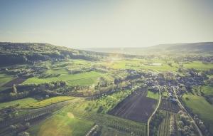 Oberfranken Coburg Landschaft