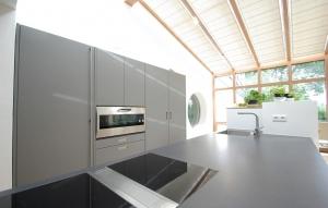 Beton Küchenarbeitsfläche Einfamilienhaus