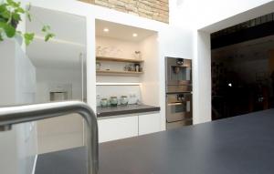 Küche Arbeitsplatte Beton