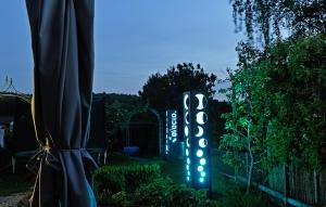 Beleuchtung Garten LED Farbwechsel