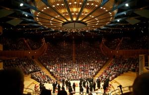 Die Kölner Philharmonie