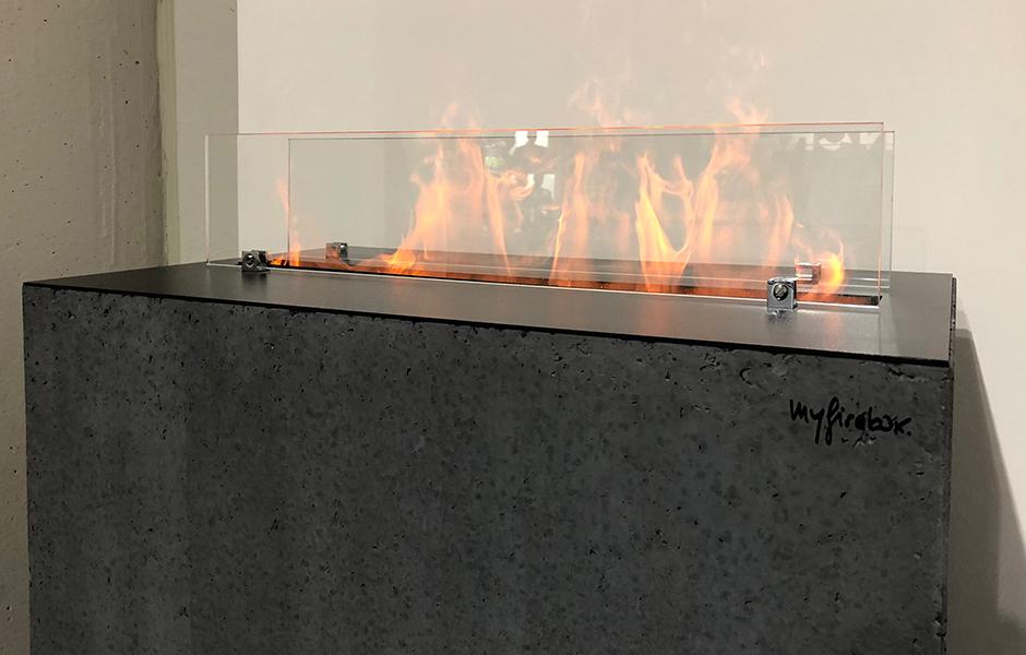 myfirebox auf der imm